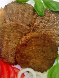 Soja Hamburger Vegan