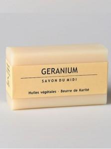 Karité Geranium Seife