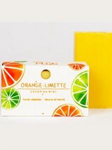 Karité Seife Orange Limette