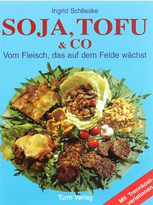 Buch Soja Tofu & Co