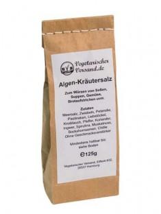 Algen-Kräutersalz 125g