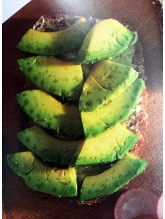 Rezept Avocado Brot