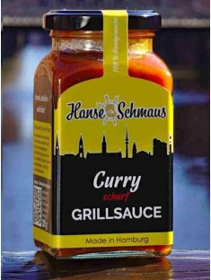 Curry Sauce scharf