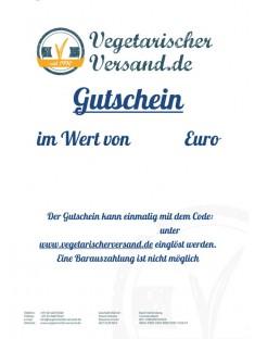 Geschenk Gutschein 50 Euro