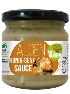 Viva Maris Algen Honig Senf Sauce